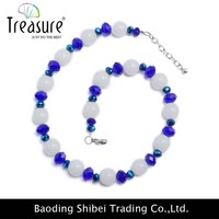 Charm cheap sports titanium necklace antique necklace watch gold rosary necklace