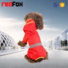 custom high quality waterproof rain dog coat