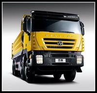 6*4 340HP 60 ton Heavy Duty Hongyan Genlyon dump trucks