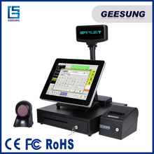 China factory cash register in POS system
