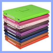 PU Leather Folio Stand Case Cover for iPad Mini