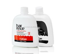Organic hair straightening perm lotion for salon