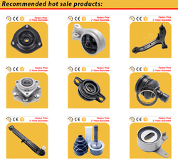 China factory direct selling chassis rubber auto spare parts