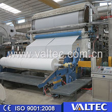 China New Design Full automatic high speed toilet tissue paper making machine