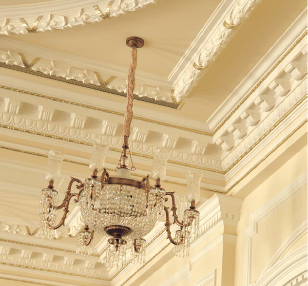 House Interior Designs Decorative Gypsum Picture Frames ...