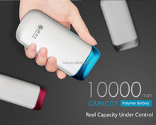 2015 HK Fairs New Power Bank 10000mah Protable USB External Battery Charger for Mobile Phone