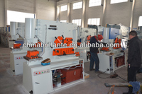 BRILLANTE Metalforming Iron worker Q35Y-30 punching machine bending machine ironworker punches