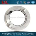 pó de revestimento e soldagem de alumínio toldo janela circular
