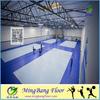 outside PP interlocking portable floor child playground flooring for volleyball court