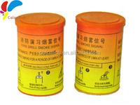 Solevng smoke dye color smoke dye pyrotechnics supplies