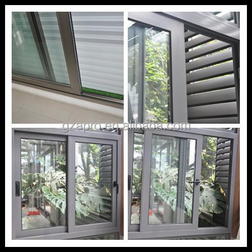 Nouveau design simple fer fen tre grilles ch ssis de for Cadre fenetre aluminium