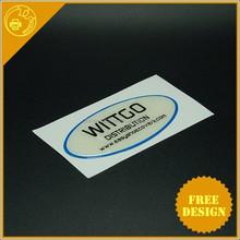 1.2-1.5mm brand 3d epoxy sticker