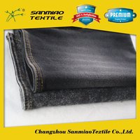 SANMIAO Brand hot sell made in China commission agents of denim fabric WHCP-2061