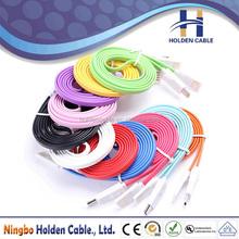 Calidad estupenda doble paralelas usb cable conector