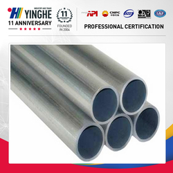 China manufacturer of erw galvanized steel pipe for direct sale