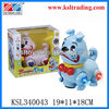 cheap battery operated walking dog toys for child