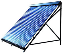 Wholesale Solar Water heater ,High Pressurized Bearing heat pipe 24mm red copper , T/P valve