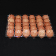 Plastic clear egg box 30 hole egg tray,clear plastic egg box,egg cartons