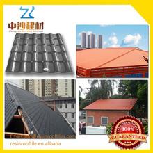 Beauty monier villa concrete spanish synthetic resin roof tile
