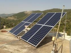 18.2% high efficiency solar panel 130w / Mono crystalline solar panel kit 130w for solar power system