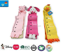 KIDS GROWTH CHART ANIMAL SHPER MEASUREMENT CHART