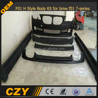 F01 H Style Body Kit for bmw f01 7-series bodykit