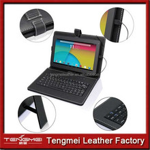 "for 7"" Inch A33 Android 4.4 USB Keyboard Case WIFI Tablet PC"