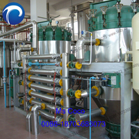 50TPD cotton mustard cotton seed oil production process equipment