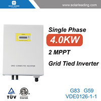 Best price 2mppt ever solar inverter connect to pv solar modules for solar energy home system