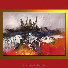 2014 New Product Of Home Goods Abstract Canvas Painting