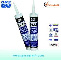 fireproof liquid quick drying silicone sealant