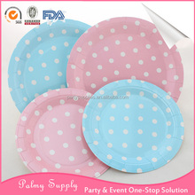 Alibaba express wholesale fancy paper plates from chinese merchandise