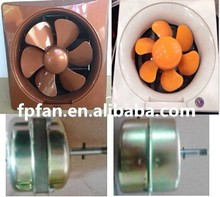 plastic square exhaust fan/ventilation fan/wall exhaust fan