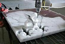cerámica del diseño del azulejo máquina de corte de piso de baldosas de agua del diseño de la máquina de corte
