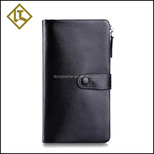leather card holder key chain flip case cover pouch
