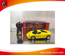 Hot sale two function RC car for children