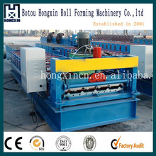Latest Design Trapezoidal Roof Waterproofing Sheet Roll Forming Making Machine