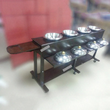2015 Hot Selling Saudi Arabia Buffet Table Buffet table Stove Dinning Room Home Furniture Factory&Seller&Supplier&Distributor