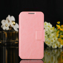 2016 hot selling High Qualilty Leather Phone Case/Stylish Mobile Phone Back Cover