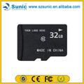 Tarjeta de memoria sd venta al por mayor 32 gb tf tarjeta
