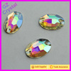 AB Colour Sew on Crystal Rhinestone Claw Setting Stones for Clothes Decoration