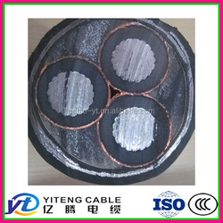 low voltage armored cable 0.6/1kv aluminum alloy