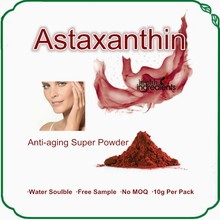 Aquaculture feed ingredient Natural and Pure Haematococcus Pluvialis extract Astaxanthin