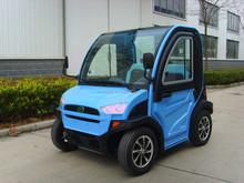 2 seats 2-door mini electric car