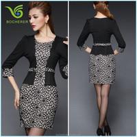 New women stylish design patterns for lady dresses