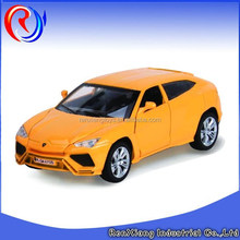 1:28 model alloy car pull back race car toy