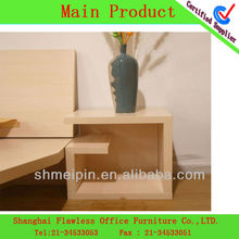 modern wooden bed side tables pine wood night table nightstand