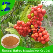 Natural Guarana Seed Extract From GMP&BV Assessment Supplier