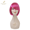 100% high temperture synthetic fiber tangle free and east fashion wigs for cosplay wig