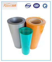 pharmaceutical pvc filmfor liquid suppository packaging